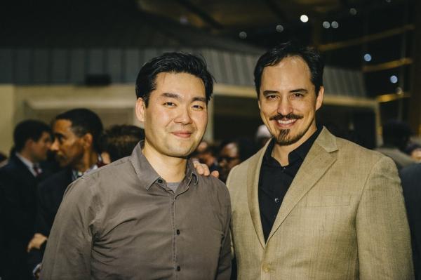 Tony Nam and Rafael Untalan