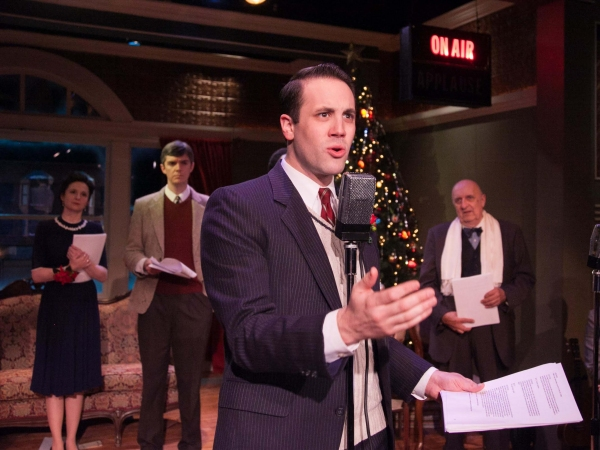 Photo Flash: First Look at American Blues Theater's IT'S A WONDERFUL LIFE: LIVE IN CHICAGO!