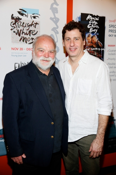Richard Riehle and Gary Wilmes