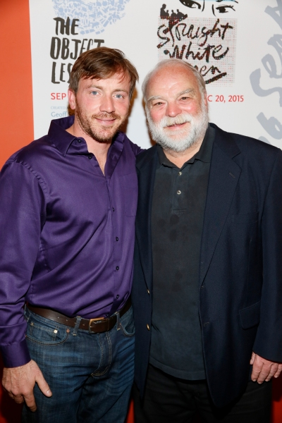 Brian Slaten and Richard Riehle
