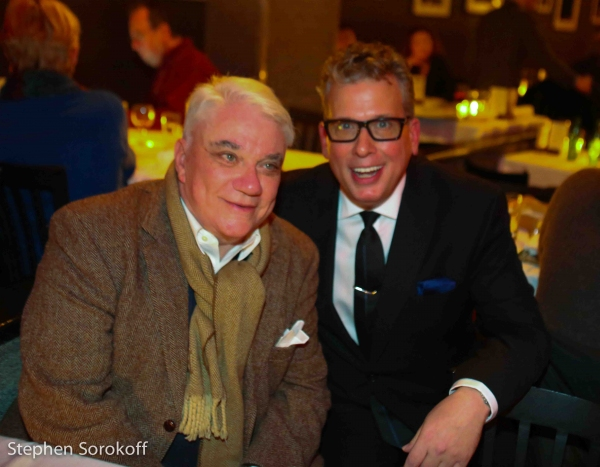Rex Reed and Billy Stritch
