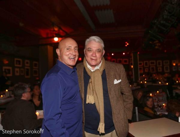 Gianni Valenti & Rex Reed