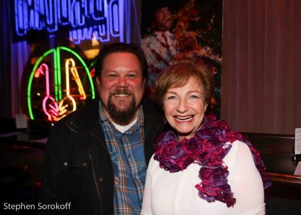 Justin Squigs Robertson & Ruth Leon