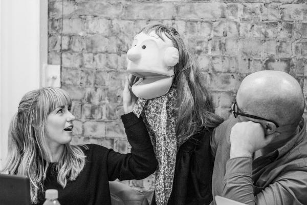 Photo Flash: Go Inside Rehearsals for Park Theatre's RAPUNZEL