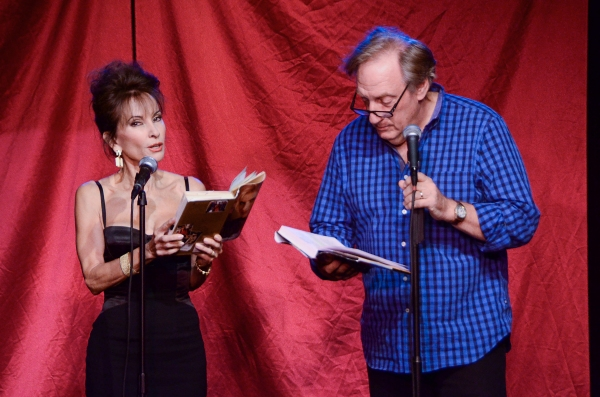 Susan Lucci and Alan Zwibel
