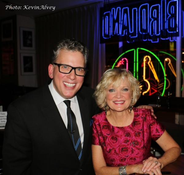 Billy Stritch and Christine Ebersole