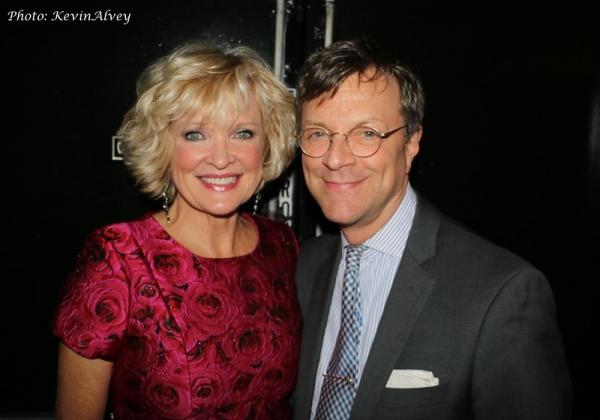 Christine Ebersole and Jim Caruso