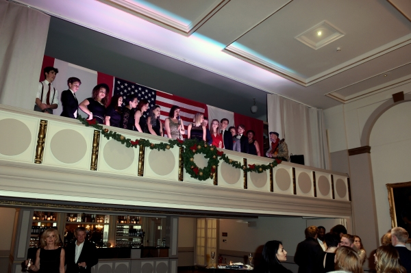 Photo Flash: NYT Hosts 'STARS AND STRIPES THANKSGIVING FEAST' Gala