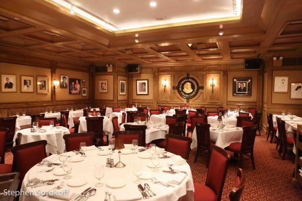 The Frank Sinatra Dining Room