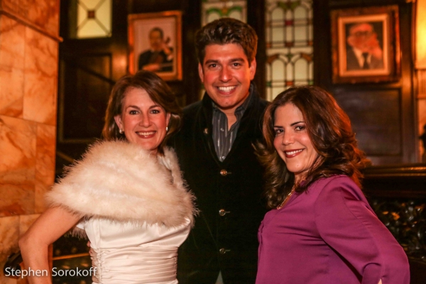 Photo Coverage: The Friars Club Presents Danny Bacher's SWING THAT MUSIC