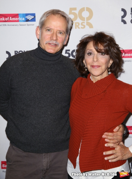 Campbell Scott and Andrea Martin