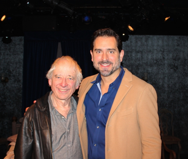 Photo Exclusive: Austin Pendleton and Company Celebrate NORA Opening Off-Broadway