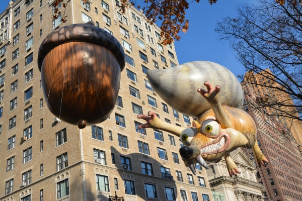 Photo Coverage: Relive the Magic of the 89th Annual Macy's Thanksgiving Day Parade!