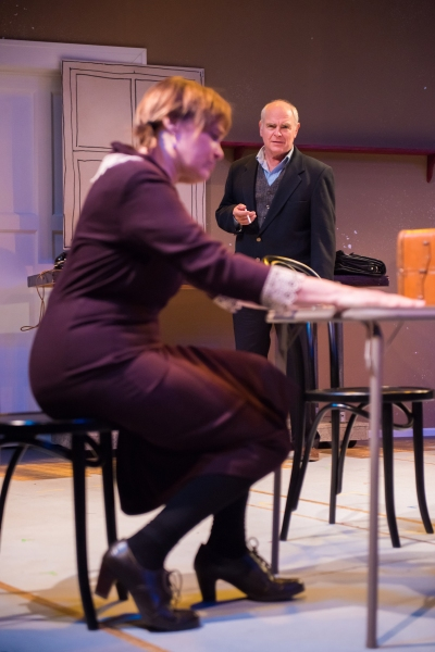 Photo Flash: First Look at Milwaukee Chamber Theatre's LOVE STORIES