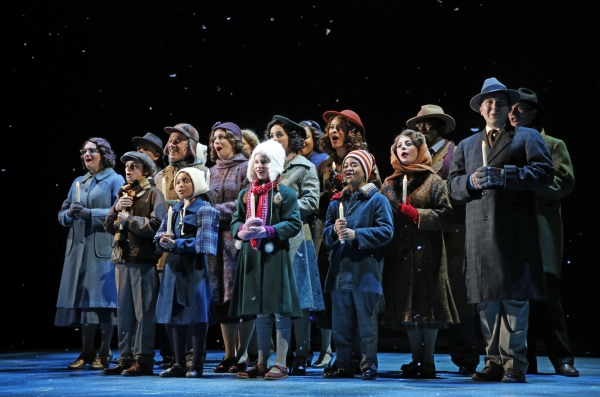 the story behind the musical cast of tasscam holiday