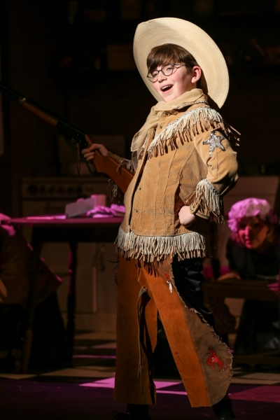 Photo Flash: Tacoma Little Theatre's A CHRISTMAS STORY
