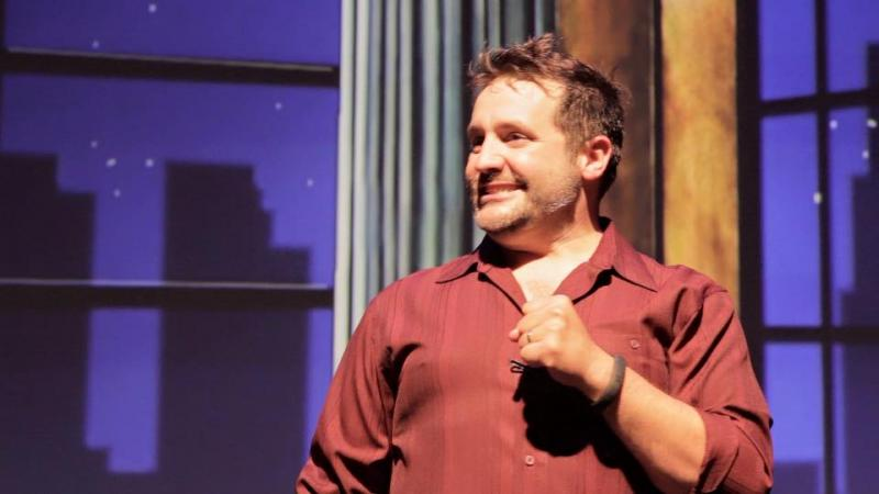 BWW Review: MEN ARE FROM MARS, WOMEN ARE FROM VENUS, LIVE!; Couples Therapy As Stand-Up Comedy