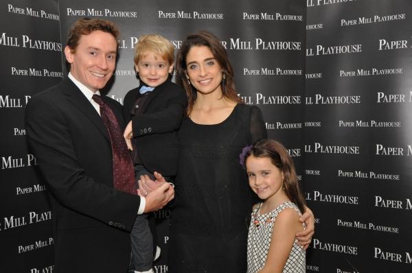 Elena Shaddow and family