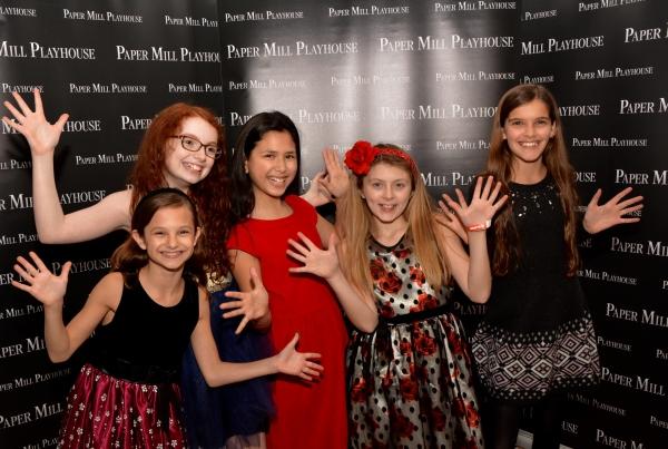 Anna McCarthy, Mackenzie Lewis, Laurel Caruso, Ruby Griffin and Dana Beth Steiner