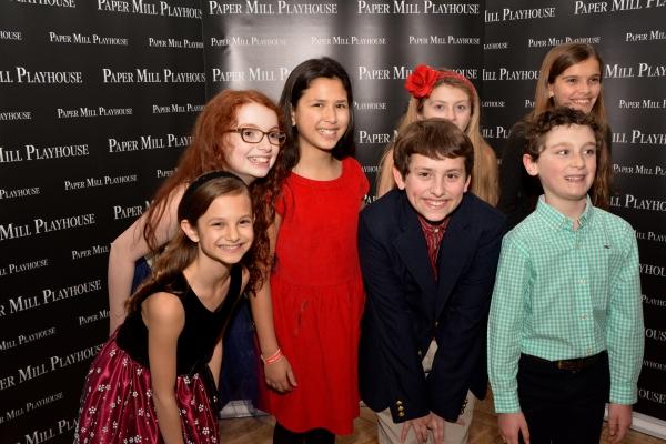 Colton Maurer and Gavin Swartz join Anna McCarthy, Mackenzie Lewis, Laurel Caruso, Ruby Griffin and Dana Beth Steiner