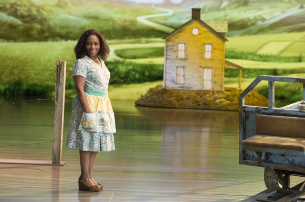 THE WIZ LIVE!  -- Promo Shoot Episodic -- Pictured: Stephanie Mills as Auntie Em -- (Photo by: Virginia Sherwood/NBC)