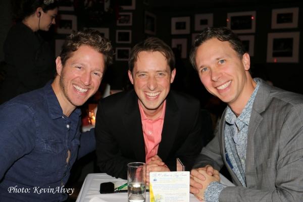 Dustin Sullivan, Jonathan Reid Gealt and Michael Deleget Photo