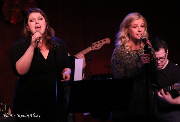 Jane Monheit and Whitney Bashor