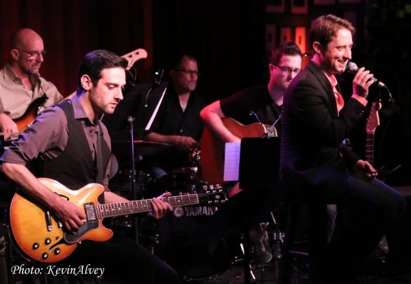 Photo Flash: Jonathan Reid Gealt Celebrates WHATEVER I WANT IT TO BE Album at Birdland