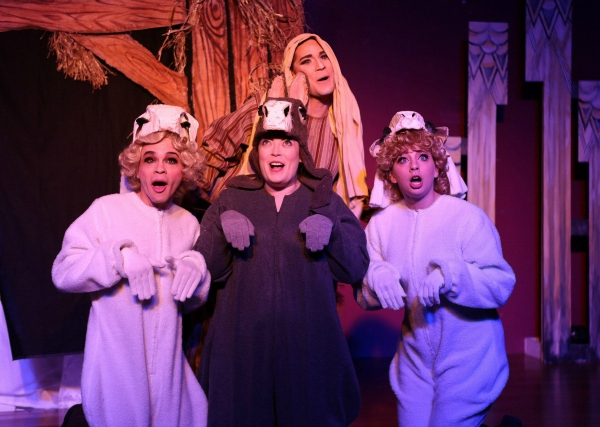 Photo Flash: First Look at Hell in a Handbag's CHRISTMAS DEAREST