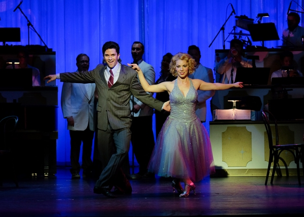 Photo Flash: First Look at IRVING BERLIN'S WHITE CHRISTMAS at San Diego Musical Theatre