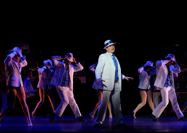 Flash: First Look at IRVING BERLIN'S WHITE CHRISTMAS at San Diego ...