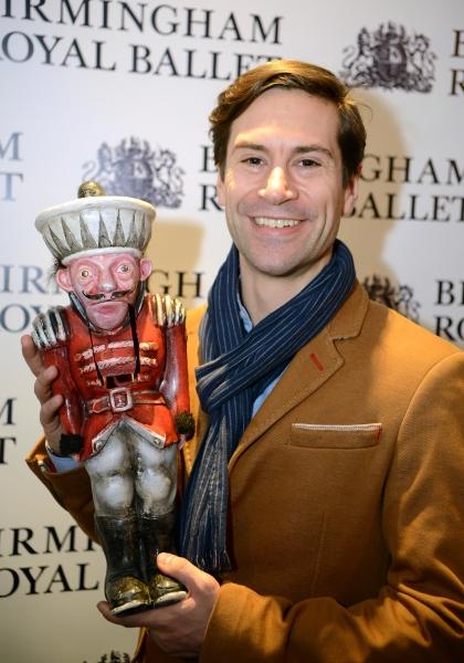 Photo Flash: Original Company of Birmingham Royal Ballet's THE NUTCRACKER Reunites for 25th Anniversary