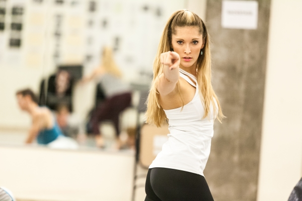 Jennifer Cordiner (Graziella)