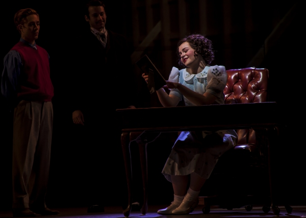 Ruby Rakos as Judy Garland