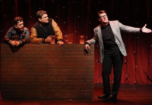 Paul Louis, Nick Santa Maria, Stephen G. Anthony Photo