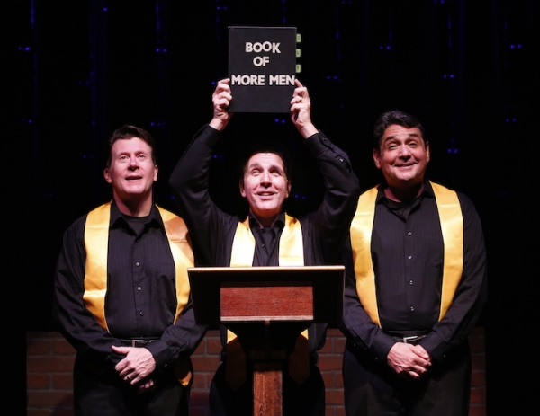 Stephen G. Anthony, Paul Louis, Nick Santa Maria