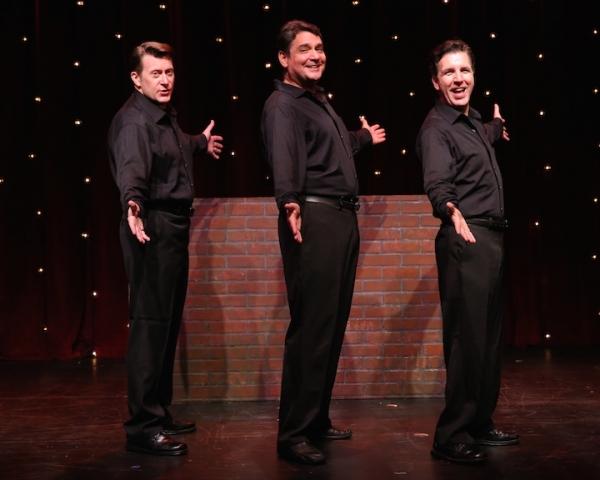 Stephen G. Anthony, Nick Santa Maria, Paul Louis