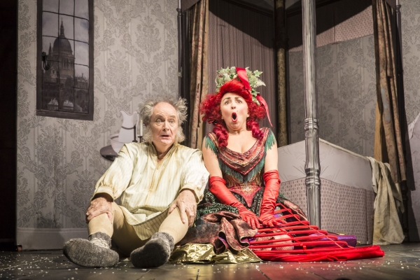 Jim Broadbent, Samantha Spiro