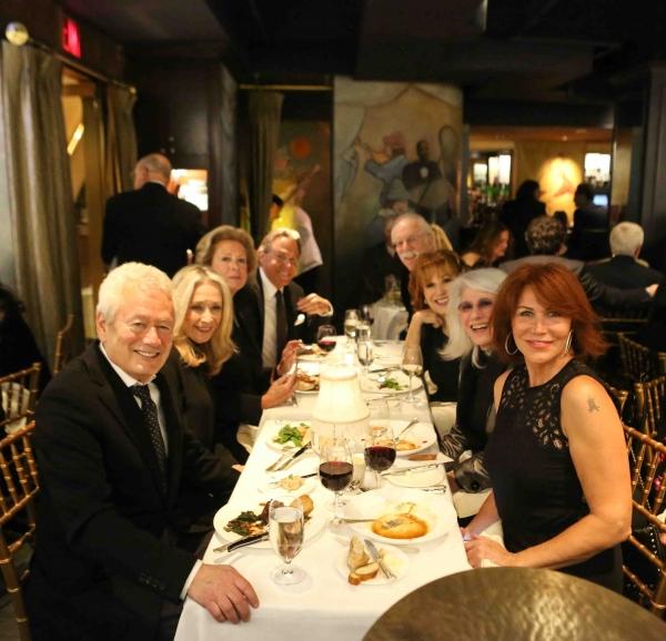 Stephen Sorokoff, Eda Sorokoff, Lady Jane Rothchild, Bill Boggs, Kat Murphy, Jamie deRoy, Joy Behar