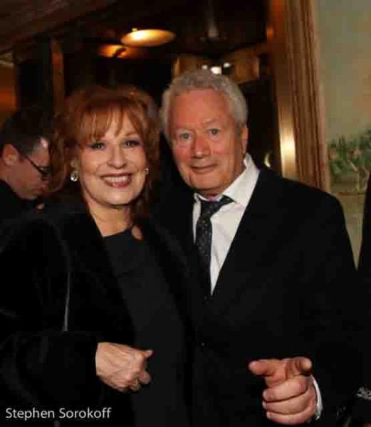 Joy Behar & Stephen Sorokoff