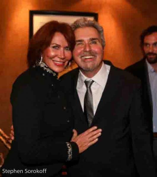 Kat Murphy & Steve Tyrell Photo