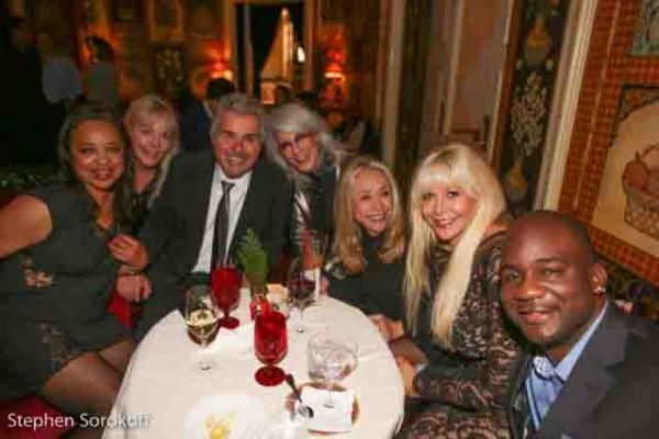 Freddie Booker, Valerie Christopher, Steve Tyrell, Jamie deRoy, Eda Sorokoff, Sunny Sessa, Ramfis Myrthil