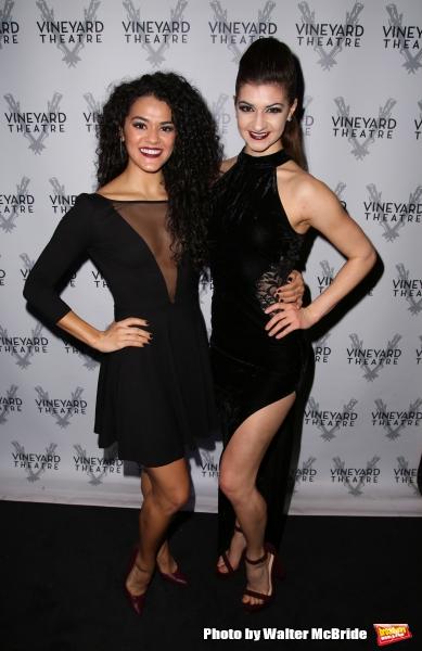 Photo Coverage: Vineyard Theatre Celebrates Opening Night of GIGANTIC!