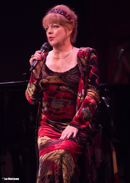Photo Coverage: Opening Night of Urban Stages Winter Rhythms Features Homage to ANY WEDNESDAY Cabaret Series