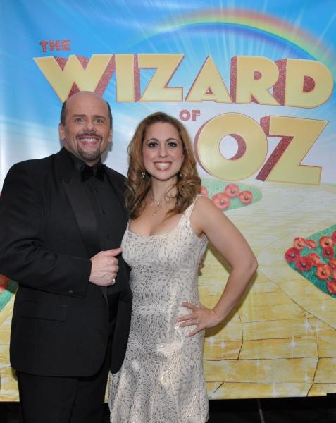 Randy Charleville and Emmanuelle Zeesman