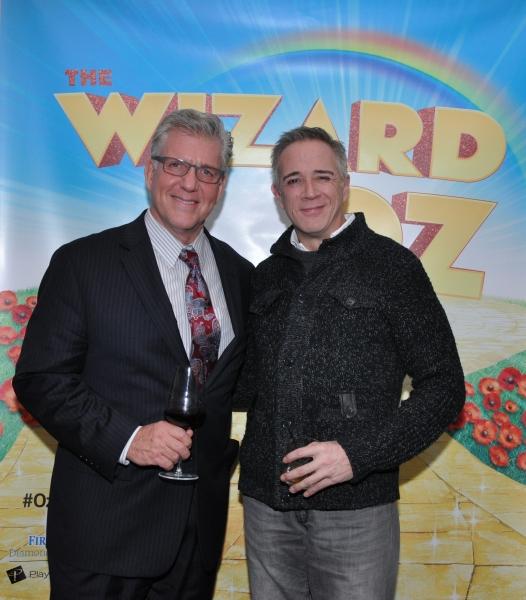 Randy Buck and Mark A. Harmon