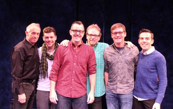 Photo Flash: Meet the Cast & Creative Team of York's PLAID TIDINGS