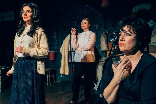 Lucy Penrose, Belinda Wollaston and  Helen Sheals Photo