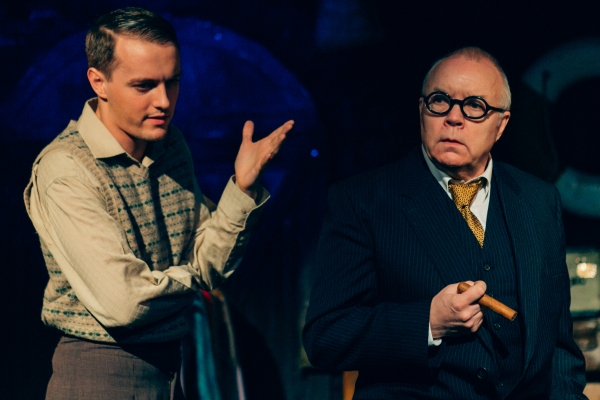 Photo Flash: First Look at THROUGH THE MILL at London Theatre Workshop
