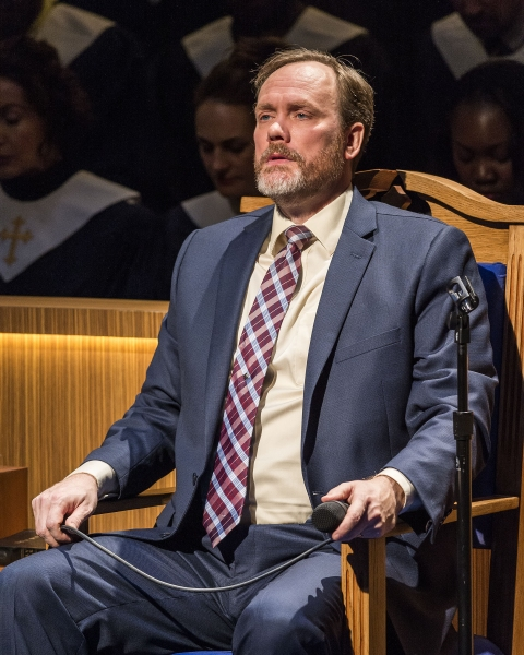 Photo Flash: First Look at Andrew Garman and More in THE CHRISTIANS at the Taper